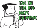TAC in the Big Nate Universe: A Fanfiction Story