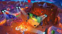 Dungeon burning bernie 3