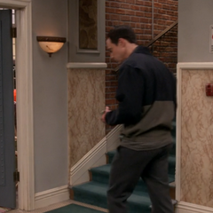 Sheldon decides to follow his girlfriend Amy.