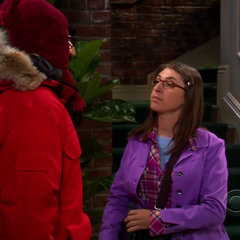 Sheldon and Amy.