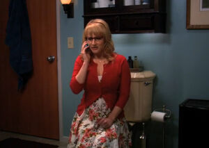 Bernadette phone amy