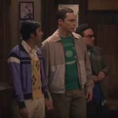 Everyone knows Sheldon?