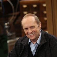 Bob Newhart as Arthur Jefferies aka Professor Proton.