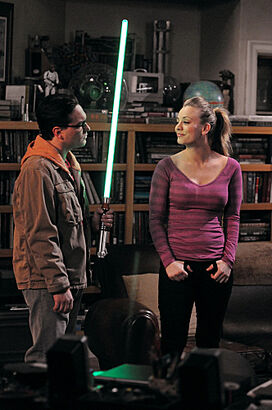 S5EP15 - Leonard and Penny