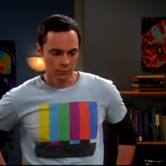 Sheldon complaining to Amy.
