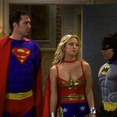 No one is going to be looking at her hair.  sc 1 st  The Big Bang Theory Wiki - Fandom & The Justice League Recombination | The Big Bang Theory Wiki | FANDOM ...