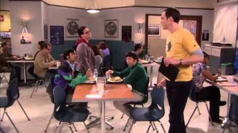 TBBT 5X15 The Friendship Contraction Promo (CTV) - Canadian Version