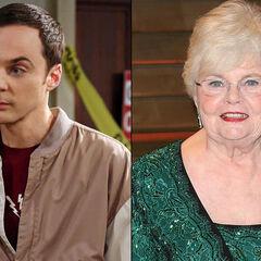 Sheldon's Meemaw.