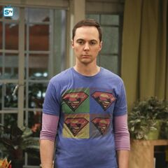 Lonely Sheldon.