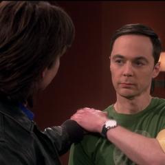 A Sheldon thank you.