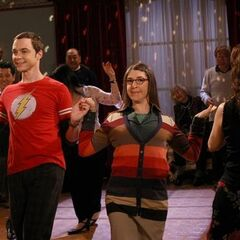 Nerds dancing.