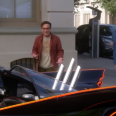 You bought me a Batmobile
