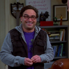 Leonard agrees with Sheldon that they did have an adventure.