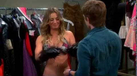 Penny and Leonard meet Wil Wheaton! ( the big bang theory ) Season 7 episode 19