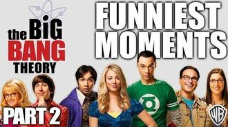 The Big Bang Theory BEST MOMENTS (Part 2) - Warner Bros. UK