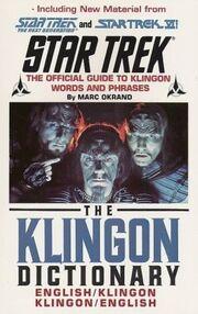 Klingon Dictionary