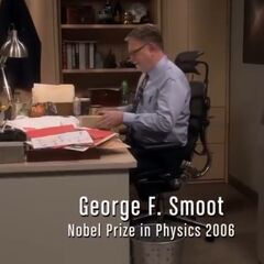 Professor Smoot.