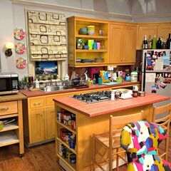 The Kitchen Of 4B.