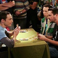 Sheldon vs. Wheaton.