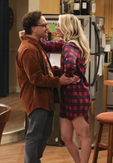 Sheldon hookup penny in real life