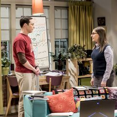 Sheldon wants to consider Amy's feelings.