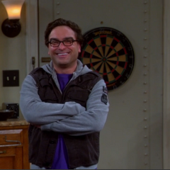 Leonard enjoyed seeing Sheldon getting tased.