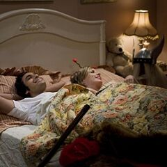 Raj and Cheryl.
