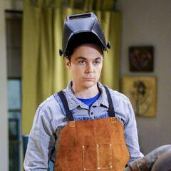Sheldon welding.