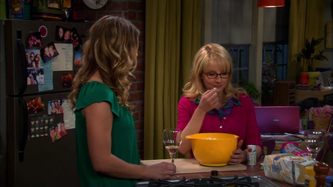 Tbbt S5 Ep 10 Penny and Bernadette