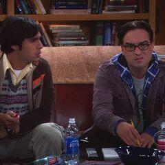 Raj and Leonard.