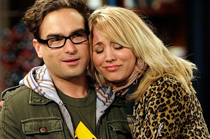 Image result for penny and leonard