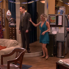 Amy's gift was the day Sheldon was born.