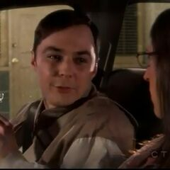Sheldon plans to use his headset to avoid being rude.
