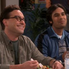 Howard disses Sheldon.