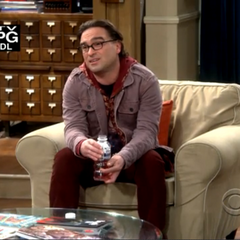 Leonard thinks that it would be great not to have Sheldon complain about his cooking.