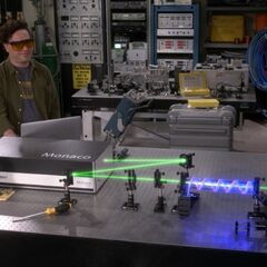 Forget them. This laser so cool.