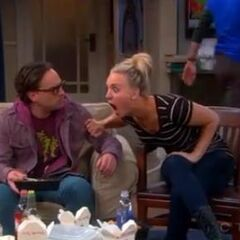 Oh my God! Sheldon may be hooking up with Amy!