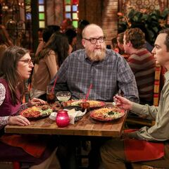 Sheldon insulting Bert.