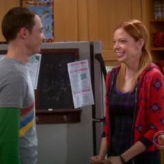 Ramona likes Sheldon.