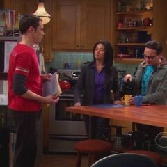 Priya tearing apart the Roommate Agreement.