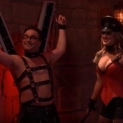 Sheldon's horrifying nightmare