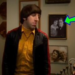 Howard Wolowitz.