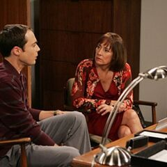 Mary helps Sheldon gets his job back.