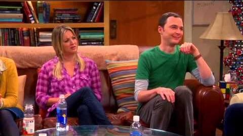 The Big Bang Theory- The Scavenger Vortex
