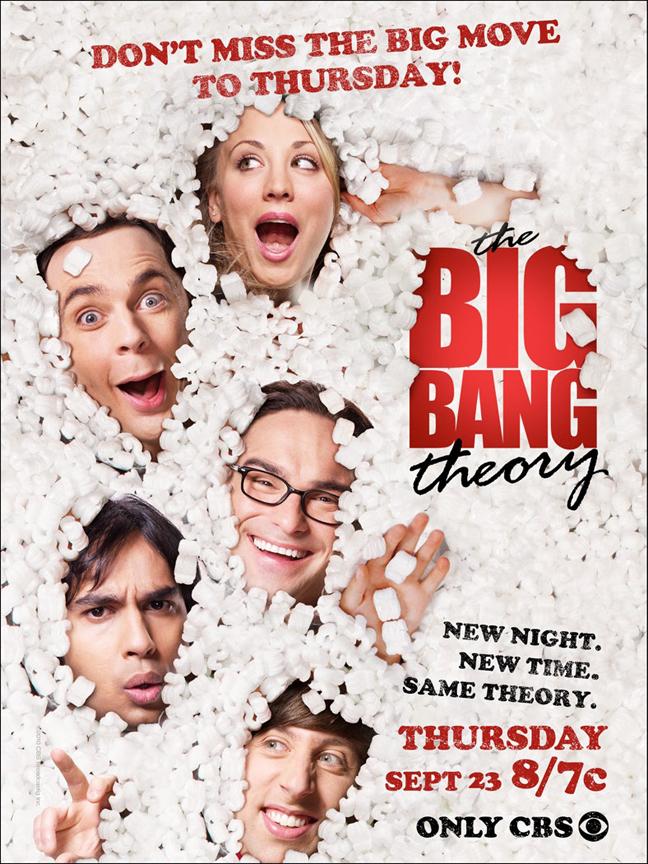 Episoden Big Bang Theory