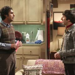 Howard needs Raj's help to plan a birthday party for tomorrow.