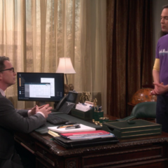Sheldon wants Amy to spend more super-asymmetry time with him.