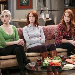 Big Bang Theory Claire