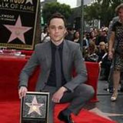 Jim and his star.