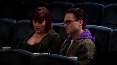 The Big Bang Theory - Sheldon at the Movie Theater